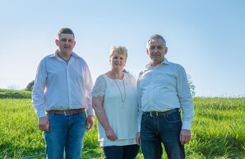 Geschäftsleitung - Familie Kasbauer
